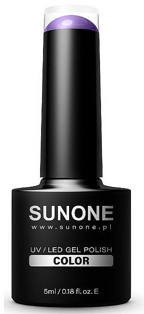 Vernis semi-permanent - Sunone UV/LED Gel Polish Color