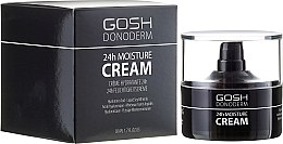 Parfums et Produits cosmétiques Crème à l'acide hyaluronique et minéraux marins liquides pour visage - Gosh Donoderm Moisture Cream Prestige