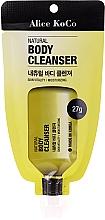 Parfums et Produits cosmétiques Soin nettoyant à l'extrait de feuilles de camélia pour visage - Alice Koco Natural Body Cleanser
