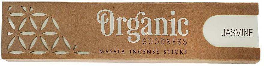 Bâtons d'encens, Jasmine - Song Of India Organic Goodness Jasmine