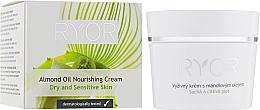 Parfums et Produits cosmétiques Crème d'amande pour visage - Ryor Face Care