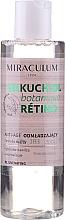 Parfums et Produits cosmétiques Lotion tonique au rétinol - Miraculum Bakuchiol Botanique Retino Tonic