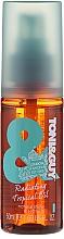 Parfums et Produits cosmétiques Élixir tropical rayonnant pour cheveux - Toni & Guy Casual Radiating Tropical Elixir