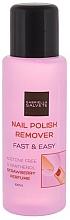 Parfums et Produits cosmétiques Dissolvant pour vernis à ongles sans acétone - Gabriella Salvete Nail Polish Remover Fast & Easy
