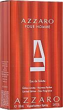 Parfums et Produits cosmétiques Azzaro Pour Homme Limited Edition - Eau de Toilette