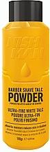 Parfums et Produits cosmétiques Poudre de talc pour après rasage ou rasage - Nishman Barber Shave Talc