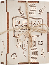 Parfums et Produits cosmétiques Shampooing solide pour cheveux gras et normaux - Dushka