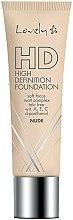 Parfums et Produits cosmétiques Fond de teint fluide matifiant longue tenue - Lovely HD Fluid