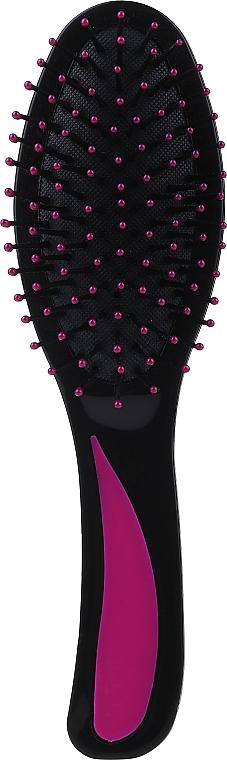 Brosse à cheveux, 499725, noir-rose - Inter-Vion