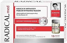Parfums et Produits cosmétiques Ampoules anti-chute à l'arginine et ginseng - Radical Med Anti Hair Loss Ampoule Treatment For Men