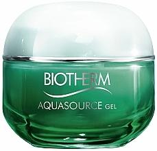 Parfums et Produits cosmétiques Gel régénérant intense pour visage - Biotherm Aquasource Gel