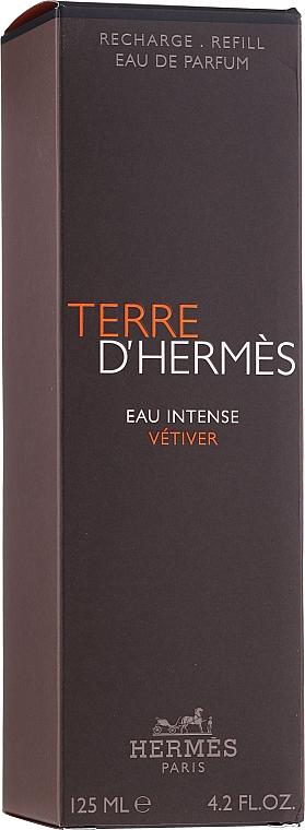 Hermes Terre d'Hermes Eau Intense Vetiver - Eau de Parfum (recharge) — Photo N2