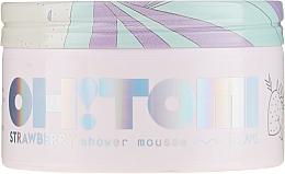 Parfums et Produits cosmétiques Mousse de douche,Fraise - Oh!Tomi Dreams Strawberry Shower Mousse
