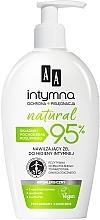 Parfums et Produits cosmétiques Gel naturel d'hygiène intime - AA Intymna Natural 95%