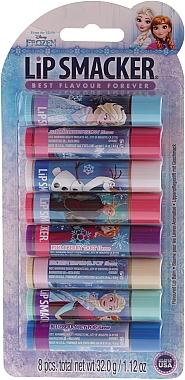 Kit de 8 baumes à lèvres - Lip Smacker Frozen (8x 4g) — Photo N1