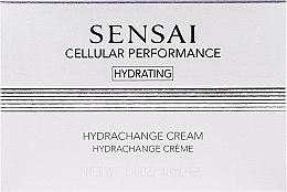 Crème à l'extrait d'abricot et huile de jojoba pour visage - Kanebo Sensai Cellular Performance Hydrachange Cream — Photo N1