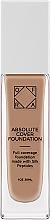 Parfums et Produits cosmétiques Fond de teint aux peptides de soie - Ofra Absolute Cover Foundation