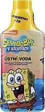 Parfums et Produits cosmétiques Bain de bouche - VitalCare Sponge Bob Mouthwash for Children
