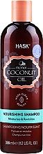 Parfums et Produits cosmétiques Shampooing à l'huile de coco - Hask Coconut Oil Shampoo