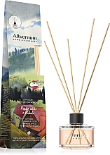 Parfums et Produits cosmétiques Bâtonnets parfumés, Pomme paradisiaque de Podhale - Allverne Home & Essences Diffuser