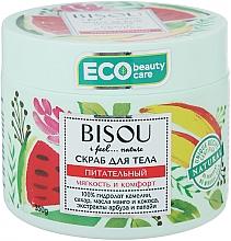 Parfums et Produits cosmétiques Gommage à l'extrait de pastèque pour corps - Bisou I feel... Nature Nourishing Body Scrub