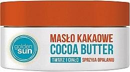 Parfums et Produits cosmétiques Beurre de cacao pour visage et corps - Golden Sun