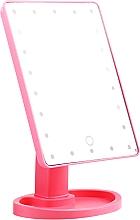 Parfums et Produits cosmétiques Miroir à poser, rose - Lewer