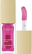 Parfums et Produits cosmétiques Huile brillante pour lèvres - Clarins Instant Light Lip Comfort Oil