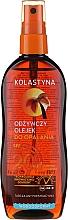 Parfums et Produits cosmétiques Huile solaire en spray waterproof SPF 20 - Kolastyna