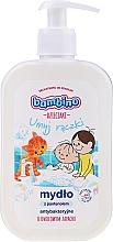 Parfums et Produits cosmétiques Savon liquide antibactérien au panthénol pour mains - Bambino Family Antibacterial Soap