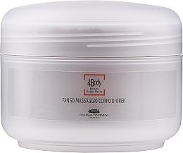 Parfums et Produits cosmétiques Boue de massage drainant aux algues - Fontana Contarini 4Body Seaweed D-Dren Body Massage Mud
