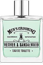 Parfums et Produits cosmétiques Scottish Fine Soaps Men's Grooming Vetiver & Sandalwood - Eau de Toilette