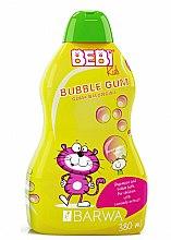 Parfums et Produits cosmétiques Gel douche et shampooing à l'extrait de camomille - Barwa Bebi Kids Shampoo And Bubble Bath