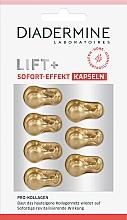 Parfums et Produits cosmétiques Capsules à l'extrait de racines de réglisse pour visage - Diadermine Lift+ Sofort Effect Capsules