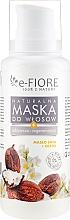 Parfums et Produits cosmétiques Masque au beurre de karité pour cheveux - E-Fiore Shea Oil And Oils Hair Mask