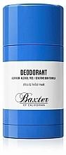 Parfums et Produits cosmétiques Déodorant sans alcool, Agrumes et Musc aux herbes - Baxter of California Deo