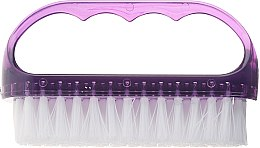 Parfums et Produits cosmétiques Brosse à ongles, 74752, violet - Top Choice