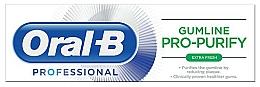 Parfums et Produits cosmétiques Dentifrice - Oral-B Professional Gumline Pro-Purify Extra Fresh Toothpaste