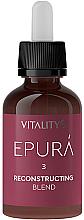 Parfums et Produits cosmétiques Concentré reconstituant à la kératine et protéine d'avoine pour cheveux - Vitality's Epura Reconstructing Blend