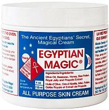 Parfums et Produits cosmétiques Crème-baume régénérant à l'huile d'olive et extrait de propolis pour visage - Egyptian Magic All-Purpose Skin Cream