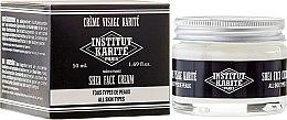 Parfums et Produits cosmétiques Crème au beurre de karité pour visage - Institut Karite Milk Cream Men Shea Face Cream