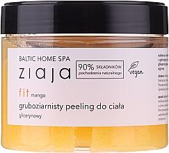 Parfums et Produits cosmétiques Gommage pour corps, Mangue - Ziaja Baltic Home SPA Body Peeling