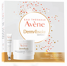 Parfums et Produits cosmétiques Coffret cadeau - Avene DermAbsolu (f/cr/40ml + eye/cr/15ml)