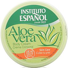 Parfums et Produits cosmétiques Crème à l'aloe vera pour corps - Instituto Espanol Aloe Vera Body Cream