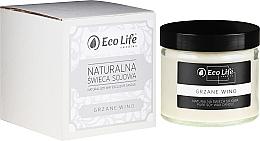 Parfums et Produits cosmétiques Bougie parfumée en cire de soja, Vin chaud - Eco Life Candles