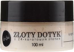 Parfums et Produits cosmétiques Crème à l'Or 24k pour visage - Lalka