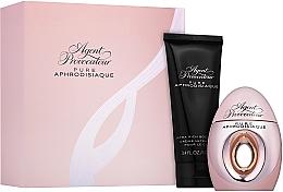 Parfums et Produits cosmétiques Agent Provocateur Pure Aphrodisiaque - Coffret (eau de parfum/40ml + crème corporelle/100ml)