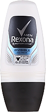 "Parfums et Produits cosmétiques Déodorant roll-on ""Invisible Ice"" - Rexona Deodorant Roll"