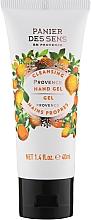 Parfums et Produits cosmétiques Gel désinfectant pour mains, Provence - Panier des Sens Provence Cleansing Hand Gel