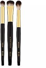 Parfums et Produits cosmétiques Kit pinceaux de maquillage - Milani Jetset Eye Brush Kit